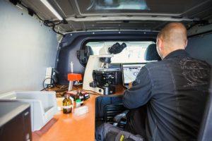 Mobile Asbestos Testing